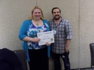 Award - Brenda Lowder