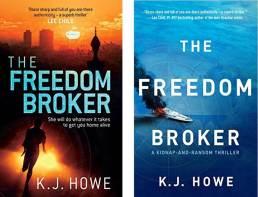 KJ Howe Book Covers